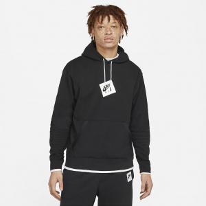 Пуловер Air Jordan Jumpman Printed Fleece Pullover Hoodie