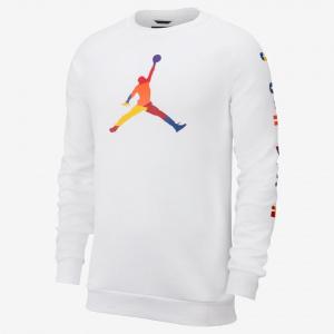 Мужской флисовый свитшот Jordan DNA AV0044-100