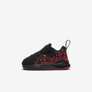 Баскетбольные кроссовки для малышей Nike LeBron 17 BQ5596-006