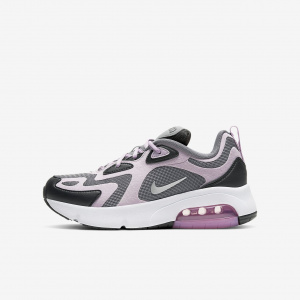 Кроссовки для школьников Nike Air Max 200 - Черный