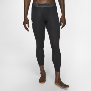 Мужские баскетбольные тайтсы длиной 3/4 Nike Pro AT3383-010