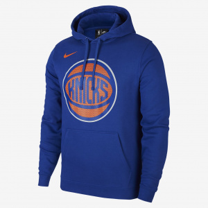 Мужская худи Nike НБА New York Knicks Logo