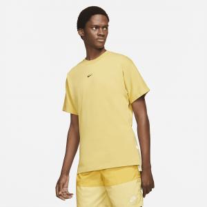 Мужская футболка с коротким рукавом Nike Sportswear Style Essentials - Желтый