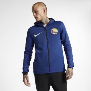 Мужская худи НБА Golden State Warriors Nike Therma Flex Showtime 940128-495