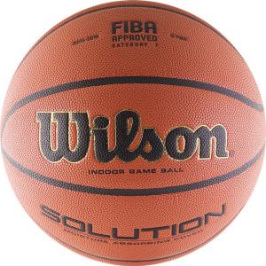 Баскетбольный мяч Wilson Solution B0616X
