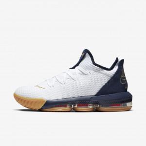 Мужские баскетбольные кроссовки Nike Lebron 16 Low CI2668-101