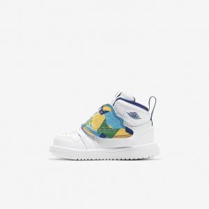 Кроссовки для малышей Sky Jordan 1 BQ7196-100