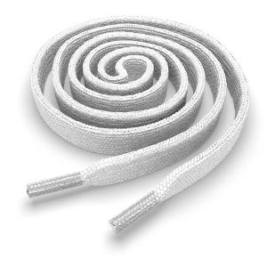 Шнурки плоские 100 см FL-LACE-WH-100