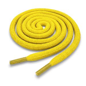 Шнурки круглые 160 см RD-LACE-YEL-160
