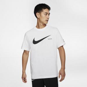 Мужская футболка с вышитым логотипом Nike Sportswear Swoosh CK2252-100