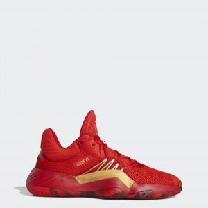 Мужские баскетбольные кроссовки adidas D.O.N. Issue #1 EG0490
