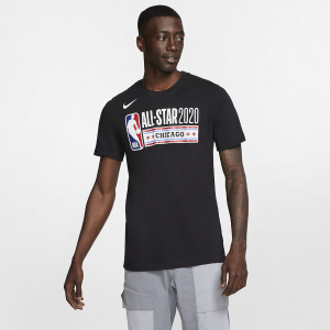 Мужская футболка НБА Nike Dri-FIT All-Star Logo BV9306-010