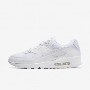 Мужские кроссовки Nike Air Max 90 - Белый