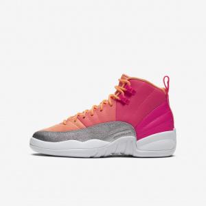 Детские кроссовки Air Jordan 12 Retro 510815-601