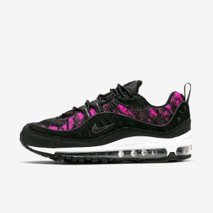 Женские кроссовки Nike Air Max 98 Premium Camo CI2672-001