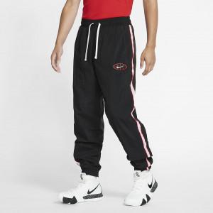 Баскетбольные брюки из тканого материала Nike Throwback AV9758-016