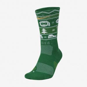Мужские носки до середины голени Nike Elite Christmas SX7866-312