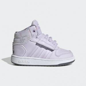 Кроссовки для подростков adidas Hoops Mid 2.0 EG3762
