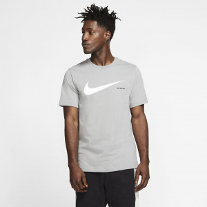 Мужская футболка с вышитым логотипом Nike Sportswear Swoosh CK2252-073