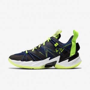 "Баскетбольные кроссовки Air Jordan Why Not Zer0.3 SE ""Blue Void"""