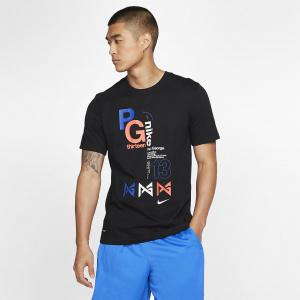 Мужская баскетбольная футболка Nike Dri-FIT PG CD0954-010