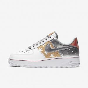 Мужские кроссовки Nike Air Force 1'07 Dots And Stars CT3437-100