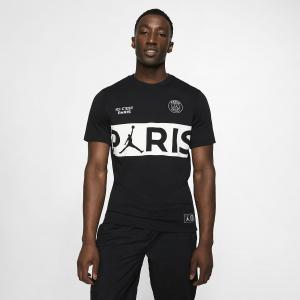 Мужская футболка Jordan с логотипом PSG BQ8389-010