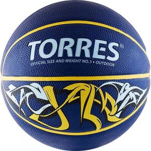 Баскетбольный мяч Torres Jam B00043