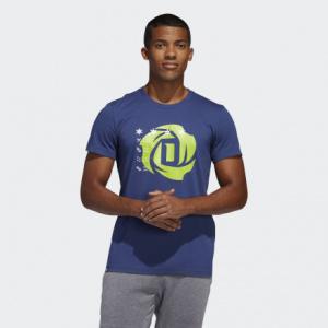 Мужская футболка adidas D Rose Logo FM4979