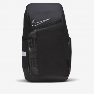 Сумки/Рюкзаки Hoops Elite Pro Backpack Small, Black/Black/White