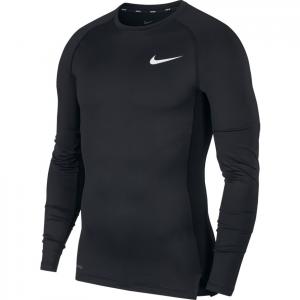 Мужской компрессионный лонгслив Nike Pro Top BV5588-010