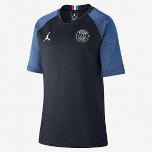 Футболка с коротким рукавом для школьников Jordan x Paris Saint-Germain Strike CT2340-010