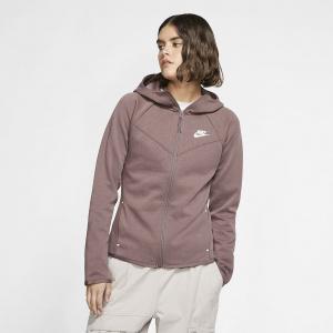 Женская худи c молнией во всю длину Nike Sportswear Windrunner Tech Fleece BV3455-291