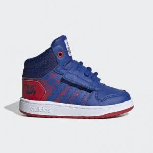 Кроссовки для подростков adidas Hoops Mid 2.0 EG7902