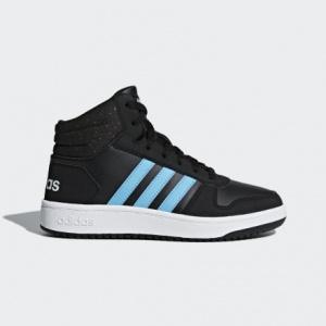 Детские баскетбольные кроссовки adidas Hoops 2.0 Mid B75749