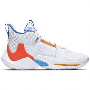 Мужские баскетбольные кроссовки Jordan Why Not? Zer0.2 AO6219-100