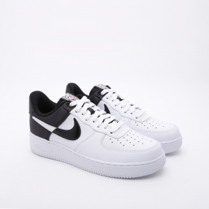 Мужские кроссовки Nike Air Force 1 Low NBA Satin BQ4420-100