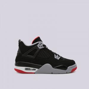 Кроссовки для школьников Air Jordan 4 Retro 408452-060