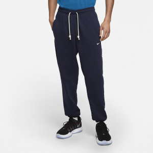 Мужские баскетбольные брюки Nike Dri-FIT Standard Issue - Синий