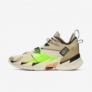 """Баскетбольные кроссовки Air Jordan Why Not Zer0.3 """"Rage Green"""""""