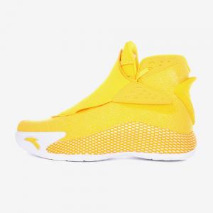 Кроссовки Anta KT5 Golden, Yellow/White