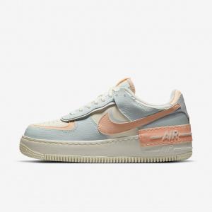 Женские кроссовки Nike Air Force 1 Shadow - Серый