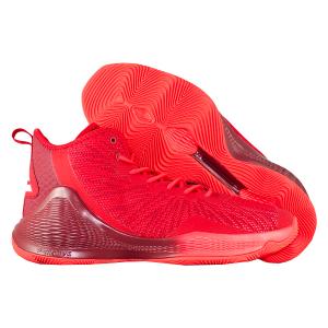 Мужские баскетбольные кроссовки PEAK Rival E91061A-RED