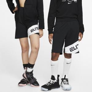Баскетбольные шорты с графикой для школьников Nike Elite