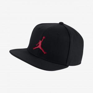 Бейсболка Jordan Pro Jumpman Snapback AR2118-010