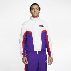 Мужская баскетбольная куртка Nike Throwback AV9755-101