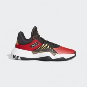 """Баскетбольные кроссовки adidas D.O.N. Issue #1 """"CNY"""""""