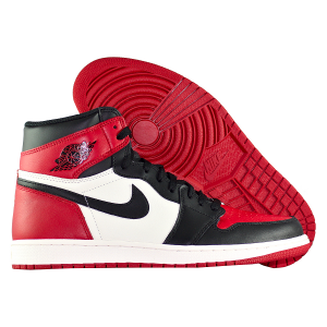 Мужские кроссовки Jordan 1 Retro High 555088-610