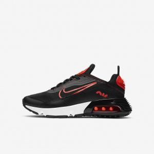 Кроссовки для школьников Nike Air Max 2090 - Черный