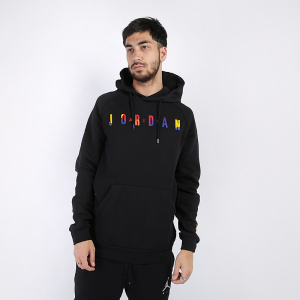 Мужская худи Jordan DNA Fleece Pullover Hoodie AT9981-010